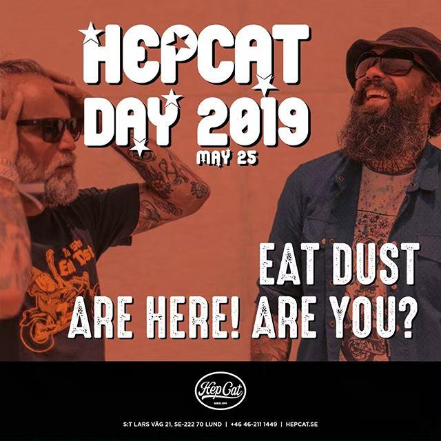 HepCat Day 2019